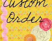 Custom Order for Skuhima