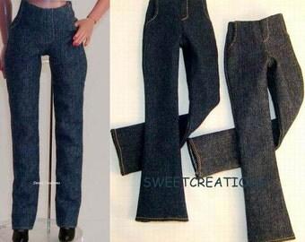 Denim or Corduroy Jeans for Ellowyne Wilde - Straight Leg or Flared