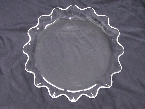 ON SALE was 24.99 Lucite Serving Bowl