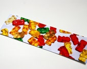 SALE - Candy Gummy Bears Photo Bookmark