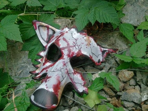 BioShock Splicer Wolf Style Mask