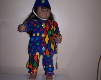 clowm costume