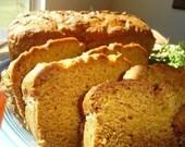Aunt Helen's Pumpkin Bread - TWO (2) LOAVES