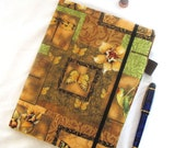 Gold Dragonfly Composition book cover