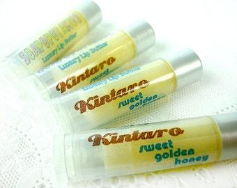 Kintaro - sweet golden honey - Shea Lip Butter