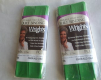 Quilt Binding Wright's Emerald Crafts Sewing