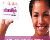 Custom Listing for Tertia32: Graduation Party Invites (2 designs)