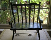 Doll Size Side Bench
