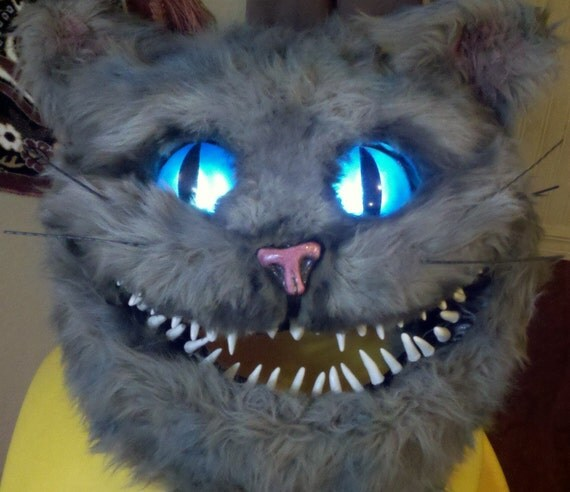 Child Cheshire Cat Costume, Alice In wonderland Tim Burton ...