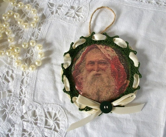 Christmas clearance sale old world santa by for Christmas ornament sale clearance
