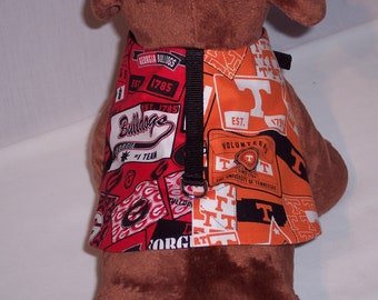 PET HARNESS WEAR Georgia/Tennessee House Divided Shirt