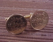 Estonia Coin Cuff Links - Free Shipping to USA