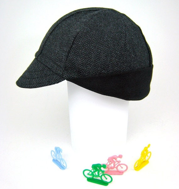 NEW: Nite Rider 100% Wool Winter Cycling Cap