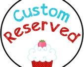 Custom Reserved--PaperLoveB