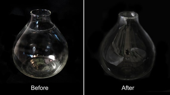 Glassware Polishing Sponge
