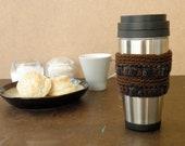 Sticks & Stones Coffee Cuff