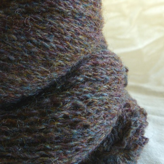 Fossil Wool Recycled Fingering Weight Yarn