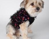 Hand Knit Dog Sweater - Fiesta