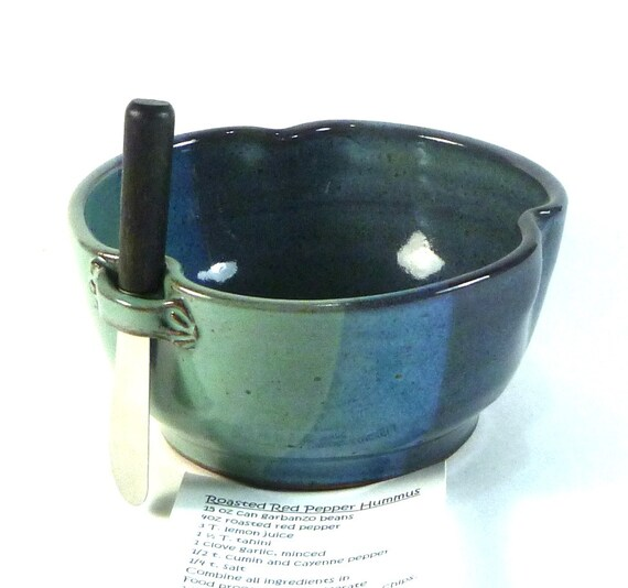 Dip Bowl with spreader