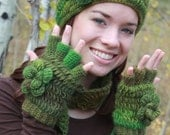 Half-Finger Fingerless Gloves/ Steampunk Style/ Six Color Choices