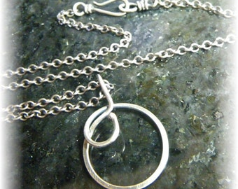 ReSeRvEd for Katelyn - Sterling Silver Chain E Shortener Addition with Rings Every Inch x 8- Made to Order - Shiny Finish