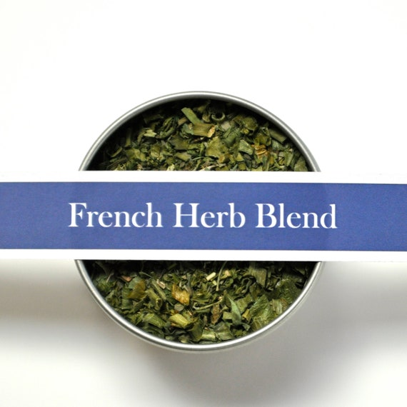 French Herb Blend. The true taste of France for your kitchen. Cooking BBQ France Quebec Herbs Oregano Gift Present Vacation.