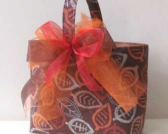 Thanksgiving Basket Hostess Gift