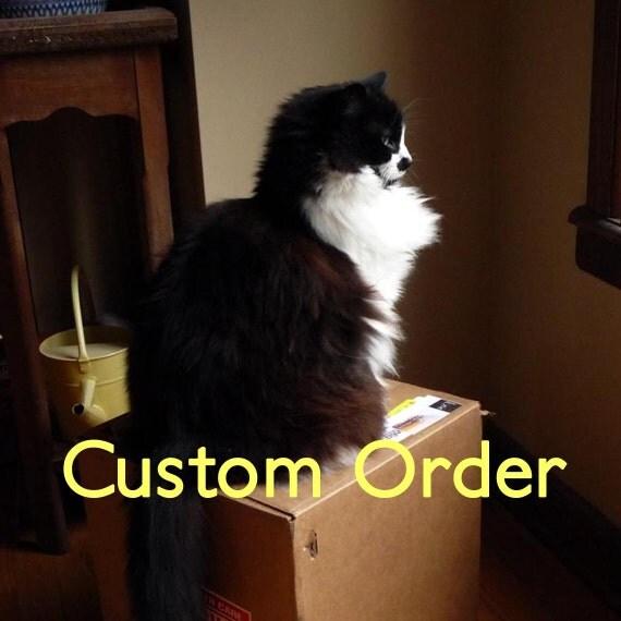 4- bowls Custom Order River Journey dinnerware set