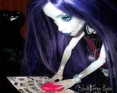Monster High MYSTIFYING HORRORACLE Ouija Board for Dolls