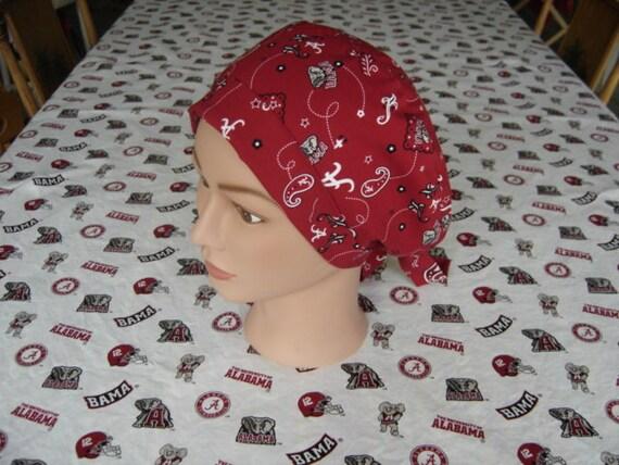 Alabama Crimson Tide Scrub Hat