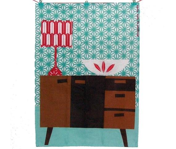 Sideboard Tea Towel
