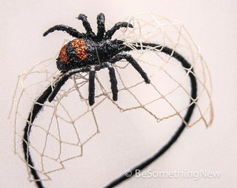 Costume Hair Accessories Halloween Spider Headband, Halloween Costumes, Halloween Spider Women, Adult Halloween Costume Hair Accessories