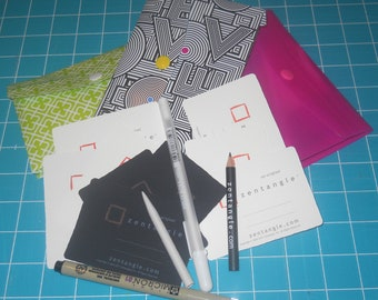 Zentangle Sampler Kit