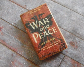 Miniature Book --- War and Peace