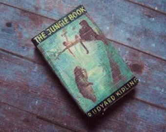 Miniature Book --- Jungle Book