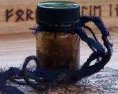 HEKATE LIMINAL RITES Ritual Altar Spell Perfume Oil Magically Charged w/ Black Onyx and Six Grael Herbs of Spellcasting