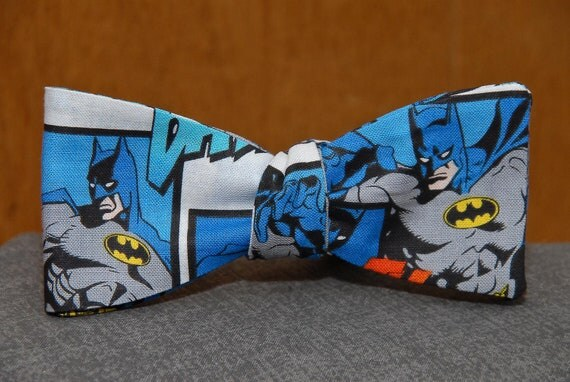 Batman Action  Bow tie