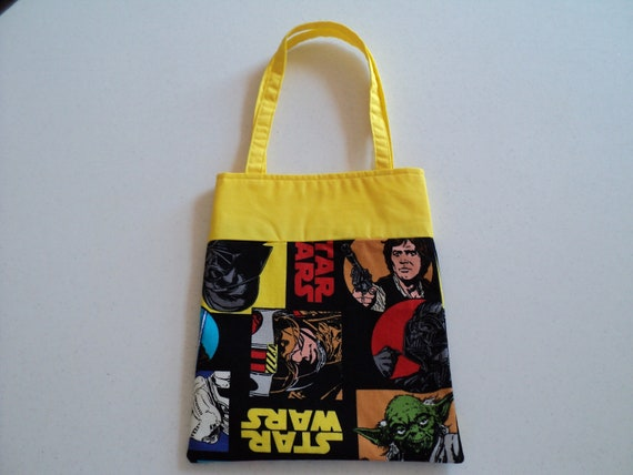 Fabric Gift Tote/Bag - STAR WARS