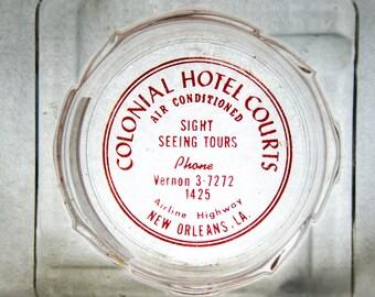 Colonial Hotel Ashtray