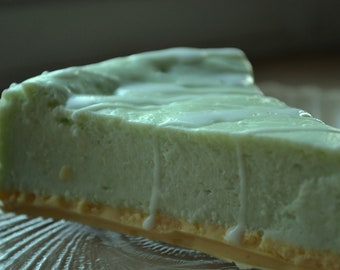Key Lime Pie Dessert Soap - Pie Soap - Food Soap - Dessert - Fruit Pie - Gift for Mom - Mother's Day - Fathers Day - Spring - Key Lime