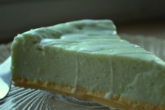 Key Lime Pie Dessert Soap