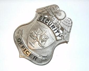 Vintage Badge Shield