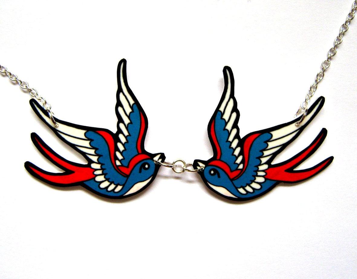 Rockabilly Swallow 7