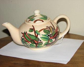 Fall Teapot