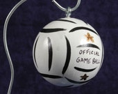 VOLLEYBALL Ornament Personalized FREE