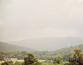 CLEARANCE - Tennessee Countryside - 5x7 Fine Art Photograpy