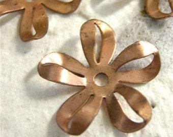 Pin wheel Metal Findings (4)