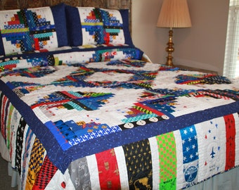 Air Force Memory Quilt
