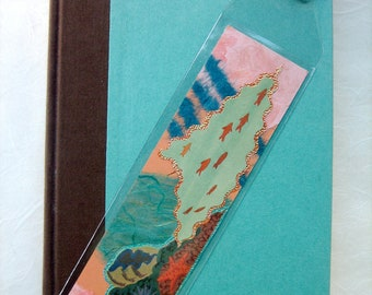 BOOKMARK - School of Fish - Tropics