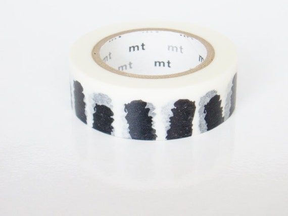 mt Washi Masking Tape - Vertical Line - Limited Edition - Paola Navone